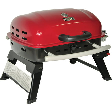 Backyard Grill Gas Grill, Red - Backyard Grill Gas Grill, Red - Walmart.com