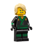 LEGO Lloyd - Hair, The LEGO Ninjago Movie (70617) MINIFIG