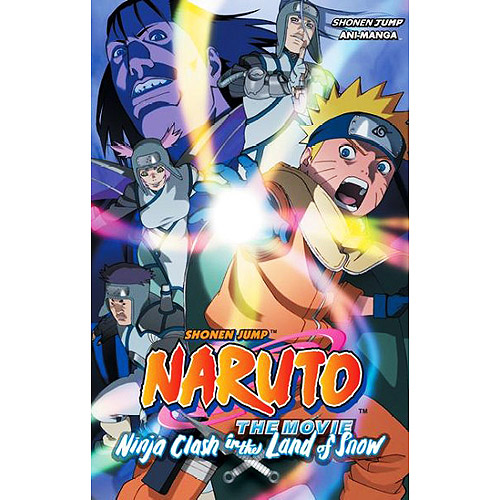 Naruto the Movie Ani-manga 1: Ninja Clash in the Land of Snow