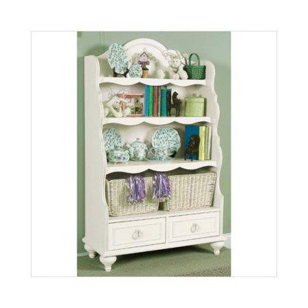 lc kids enchantment bookcase. Black Bedroom Furniture Sets. Home Design Ideas