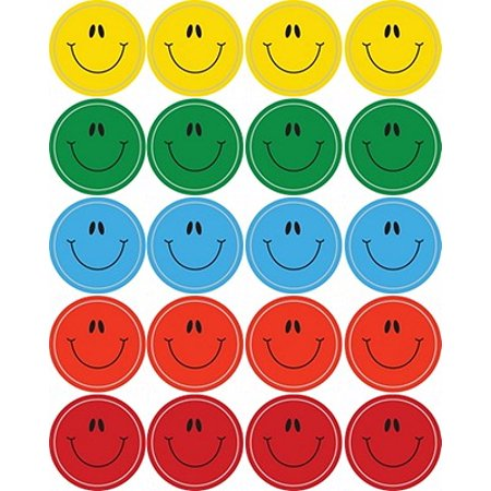 Smiley Faces, Multicolor Shape (The Shape Of The Face)