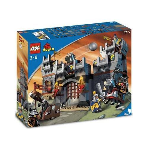 Duplo Knights' Castle Set LEGO 4777