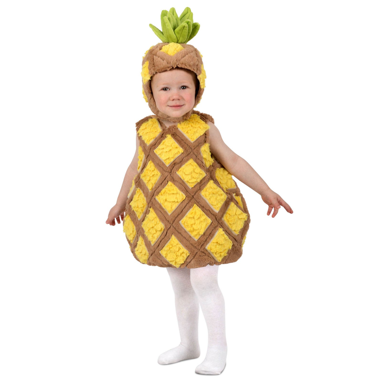 Toddler Tropical Pineapple Costume