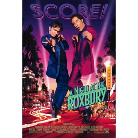 Night at the Roxbury POSTER (11x17)
