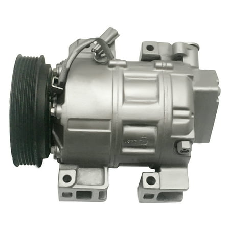 Nissan Frontier A/c Compressor (RYC Remanufactured AC Compressor and A/C Clutch FG664 Fits 2007, 2008, 2009, 2010, 2011, 2012 Nissan Altima)