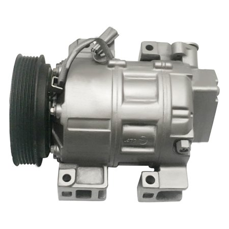 RYC Remanufactured AC Compressor and A/C Clutch FG664 Fits 2007, 2008, 2009, 2010, 2011, 2012 Nissan Altima -