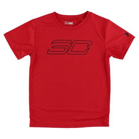 Buy Roman Armour (Under Armour Boys Steph Curry Short Sleeve Shirt)