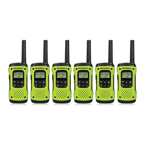 Motorola T605 (6-Pack) Walkie Talkies by MOTOROLA