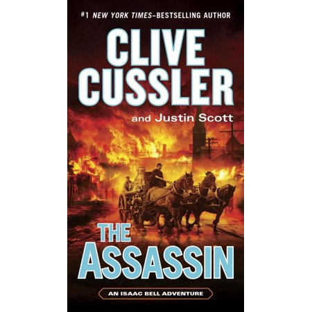Isaac Bell Adventures  The Assassin  Paperback