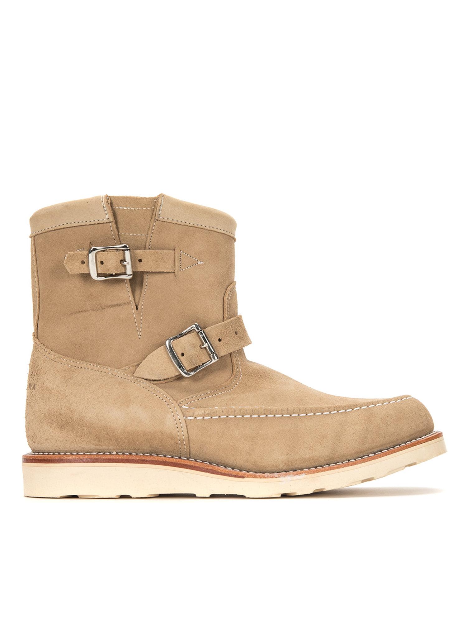 "Chippewa Men's 7"" Highlander Boots 1901M09 Sand Suede SZ 11.5"