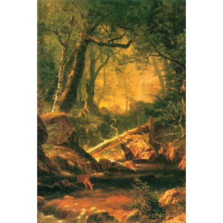 Albert Bierstadt was a German-born American painter best known for his lavish sweeping landscapes of the American West To paint the scenes Bierstadt joined several journeys of the Westward Expansion