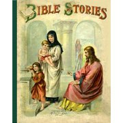 Bible Stories: Half Hours with the Bible - eBook