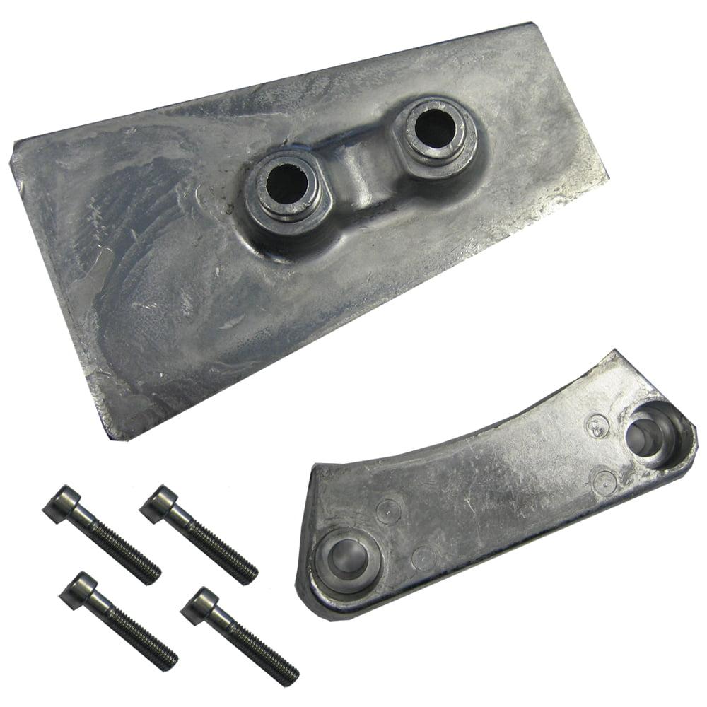 Tecnoseal Anode Kit - Volvo DPH/DPR - Aluminum 20709AL
