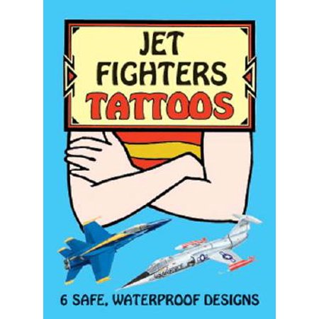 Jet Fighters Tattoos