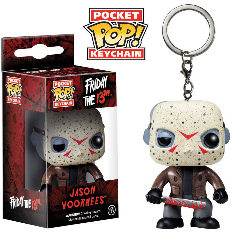 Friday the 13th Funko POP Keychain Jason Voorhees