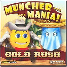Muncher Mania! Gold Rush
