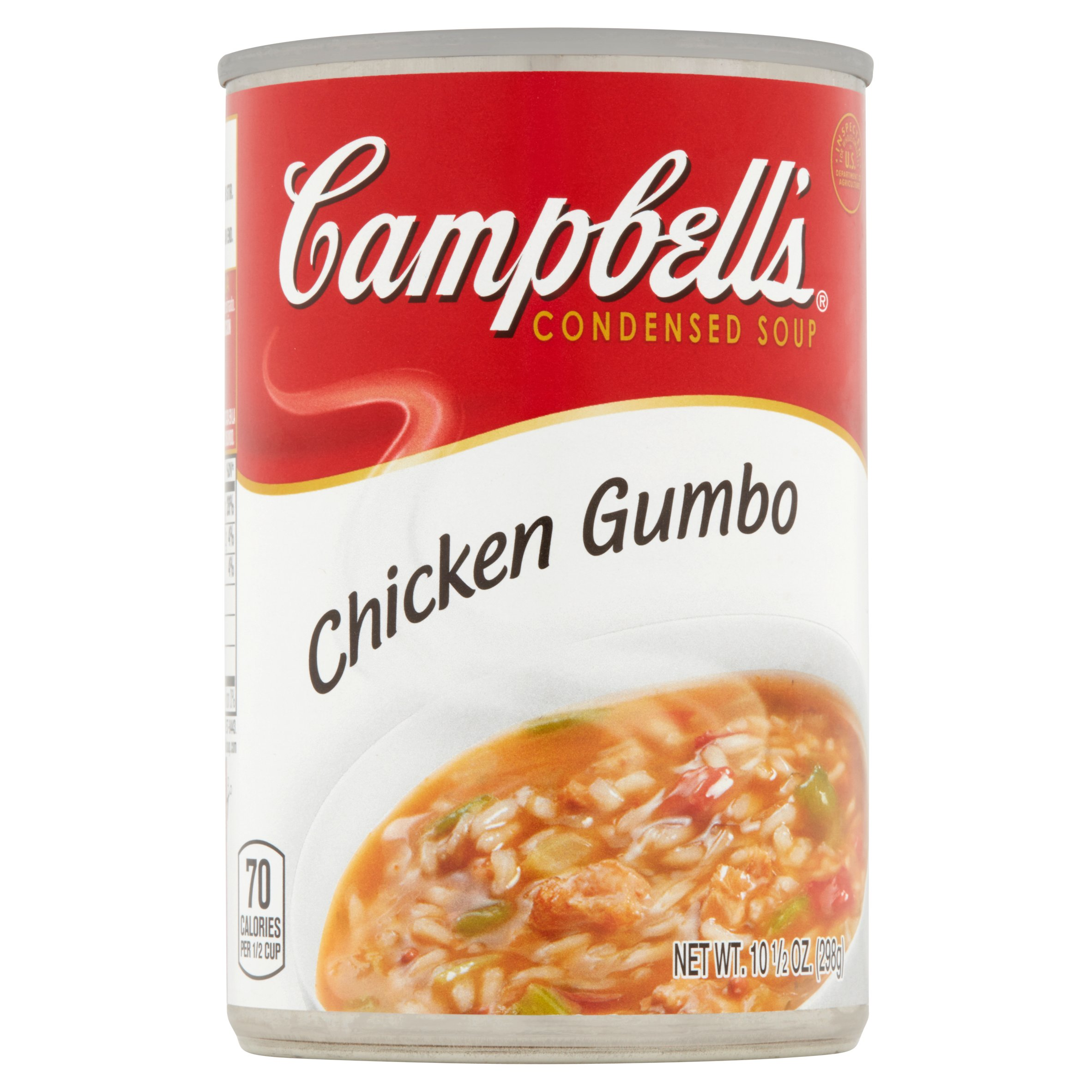 Campbell's Chicken Gumbo Soup 10.5oz by Campbell Soup Company