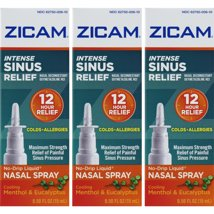 Cold & Flu: Zicam Intense Sinus Relief Nasal Spray