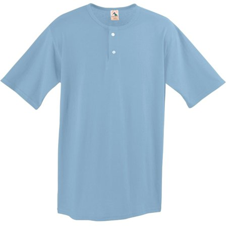 Augusta Baseball Team (Augusta Sportswear MEN'S TWO-BUTTON BASEBALL JERSEY 580 )