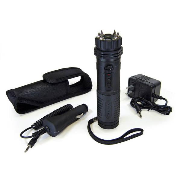 PS Products Stun Gun/Flashlight 1 Million Volts