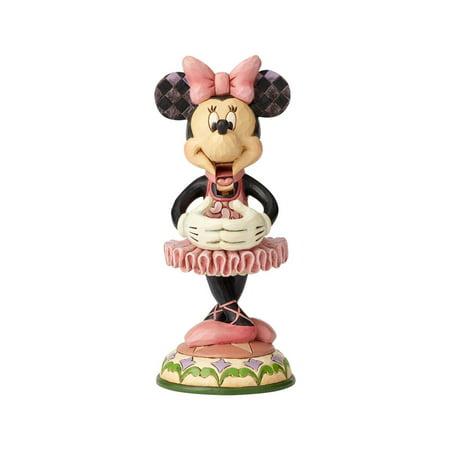 Disney Traditions Jim Shore 6000947 Minnie Mouse Nutcracker 2018 - Jim Shore Halloween Disney