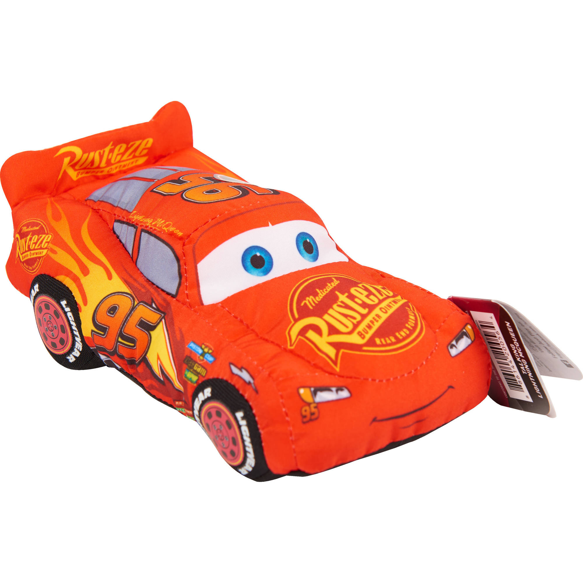 Disney Cars 3 Crash 'Ems, Lightning Mcqueen