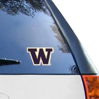 "Washington Huskies WinCraft 4"" x 4"" Color Perfect Cut Decal - No Size"