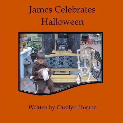 James Celebrates Halloween - Celebrate Halloween