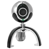 Quick Webcam Basic 100K with Snapshot & Microphone By Gear Head
