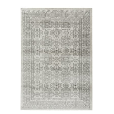 Summit Collection - Distressed Traditional Gray Classic Area Rug Classic Collection Traditional Backplate