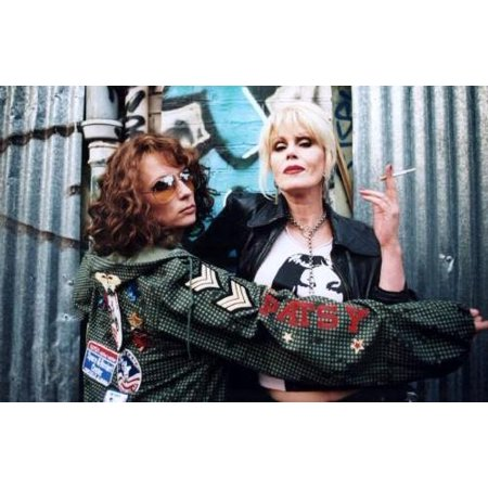 Ab Fab Absolutely Fabulous 11x17 Mini Poster