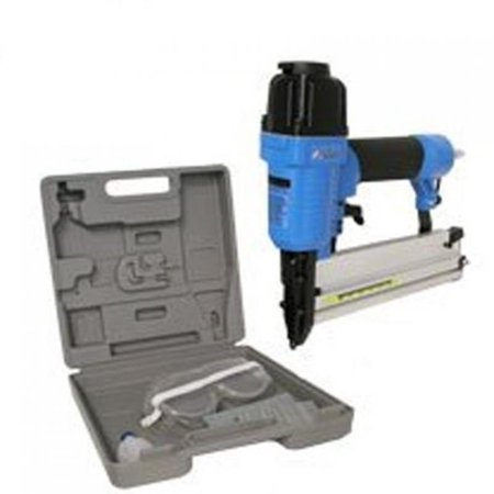 2in 1 Air Nailer - Pit Bull CHIG143-01 2 in 1 Air Nailer or Stapler with Molded Carry Case