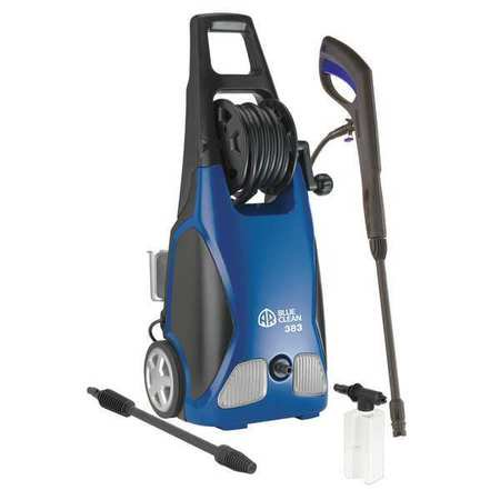 A.R. NORTH AMERICA Pressure Washer,1.8HP,1900psi,120V AR383