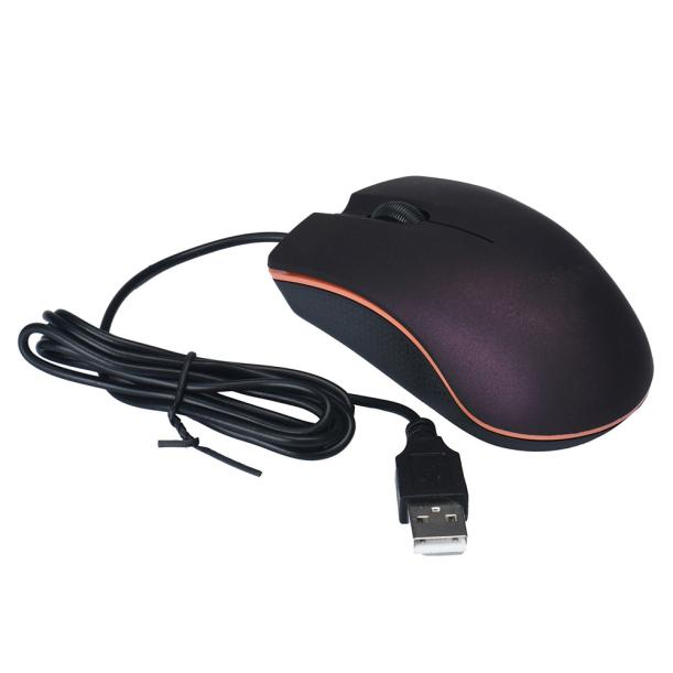 New Fashion Optical USB LED Wired Game Mouse Mice For PC Laptop Computer PP