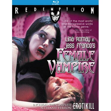 Female Vampire (Blu-ray) - Halloween Film Characters Female