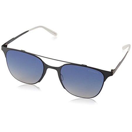 Carrera 116/S Sunglasses CA116S-0RFB-UY-5120 - Matte Gray Frame, Blue Sf Gray Lenses, Lens San Francisco 49ers Sunglasses