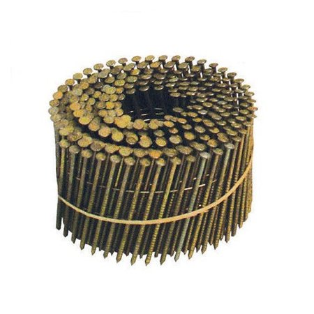 """Bostitch C3R80BDG 1-1/4"""" 15° Coil Siding Nails 4,200 Count"""