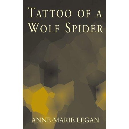 Tattoo Of A Wolf Spider