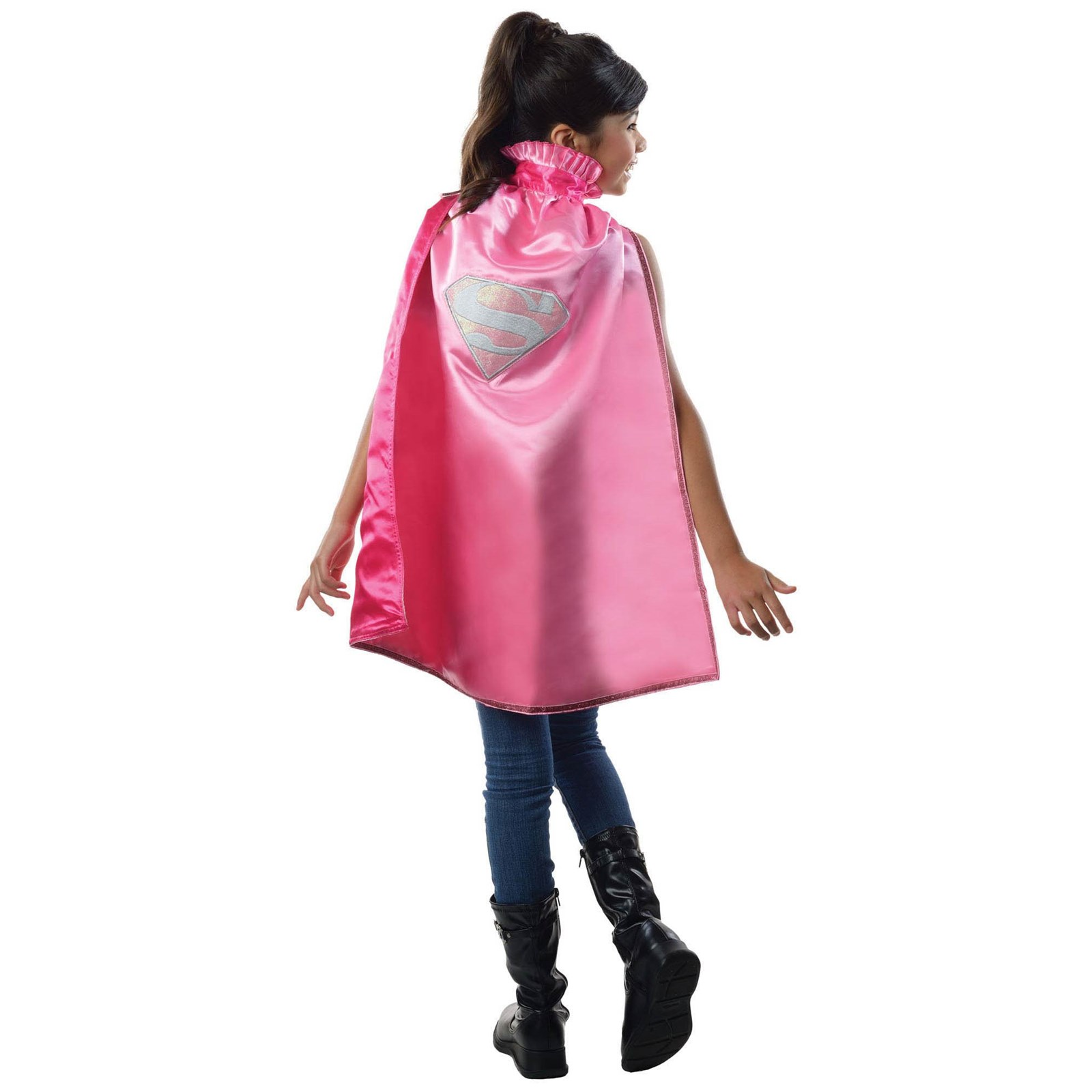Kids Supergirl Deluxe Cape