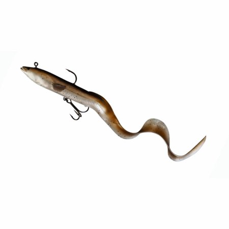 Savage Gear Real Eel Pre-Rigged Lure 12