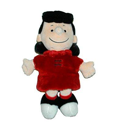 Peanuts   Lucy Van Pelt 12 Inch Plush Toy