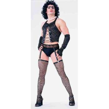 Men's Frank-N-Furter Costume - Rock Horror Picture Show - Smiley Costume Horror