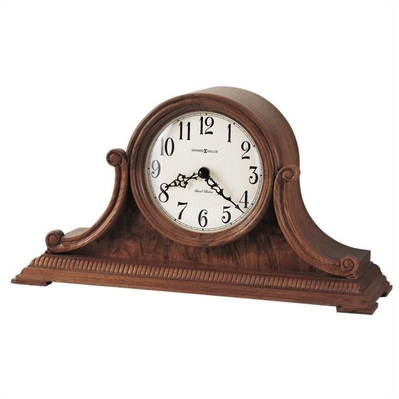 Bowery Hill Quartz Mantel Clock - image 1 of 1