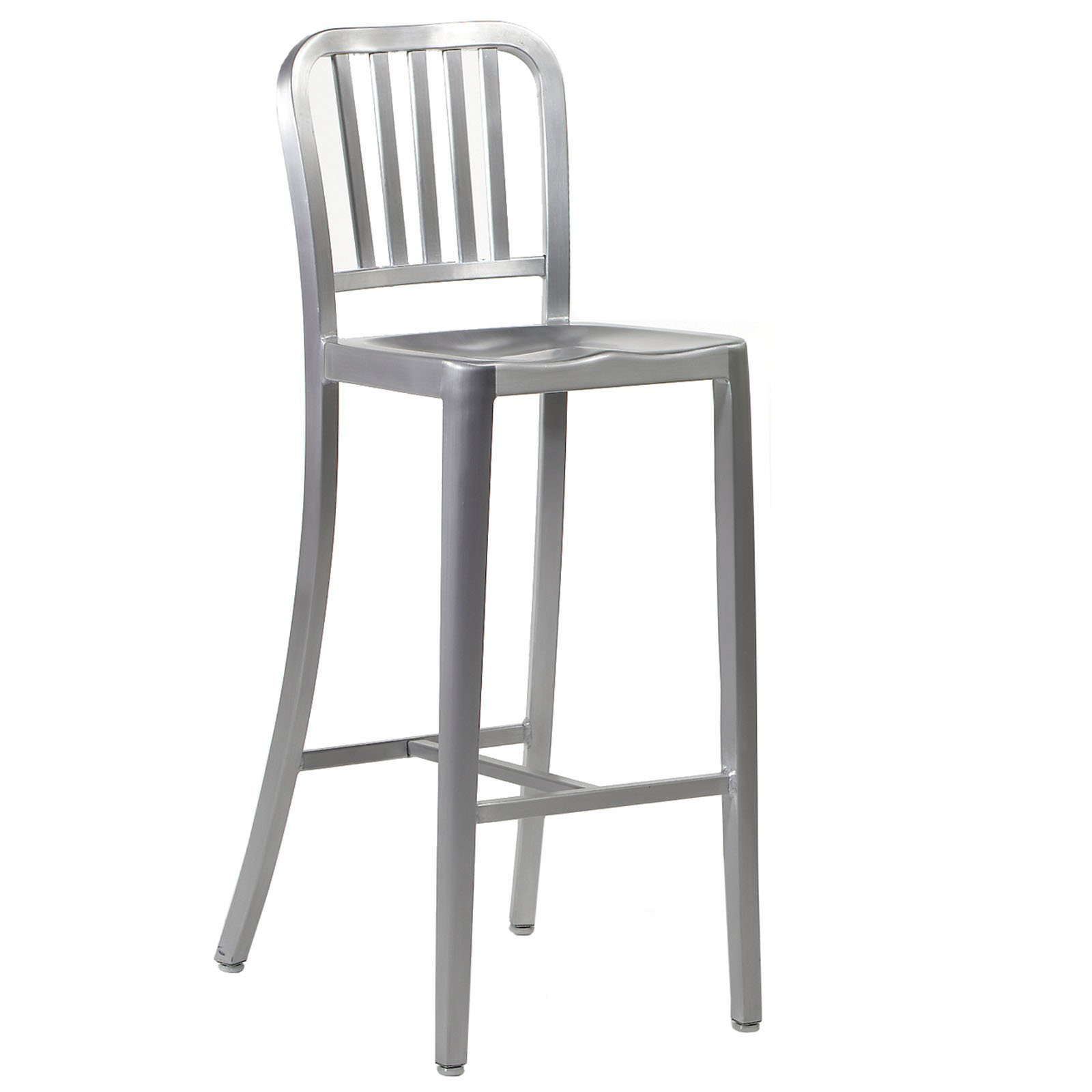 Euro Style Cafe 30 In Slat Back Bar Stool Walmartcom
