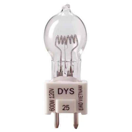 EIKO Halogen Reflector Lamp,T6,600W DYS (Dys 600w Bulb)