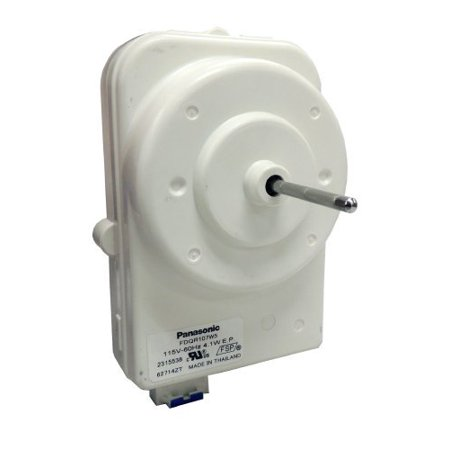 Supco SM4096 Refrigerator Condenser Fan Motor, Replaces (Carrier Oem Condenser Fan)