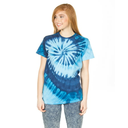 Tide Tie-Dye T-Shirt (Best Shirt And Tie Combinations With Blue Suit)