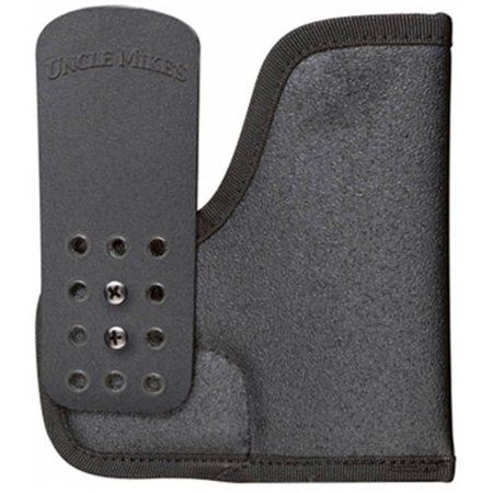 Uncle Mikes Advanced Concealment Inside the Pant Holster Size 3, Revolver (Best Revolver Holster For Concealment)