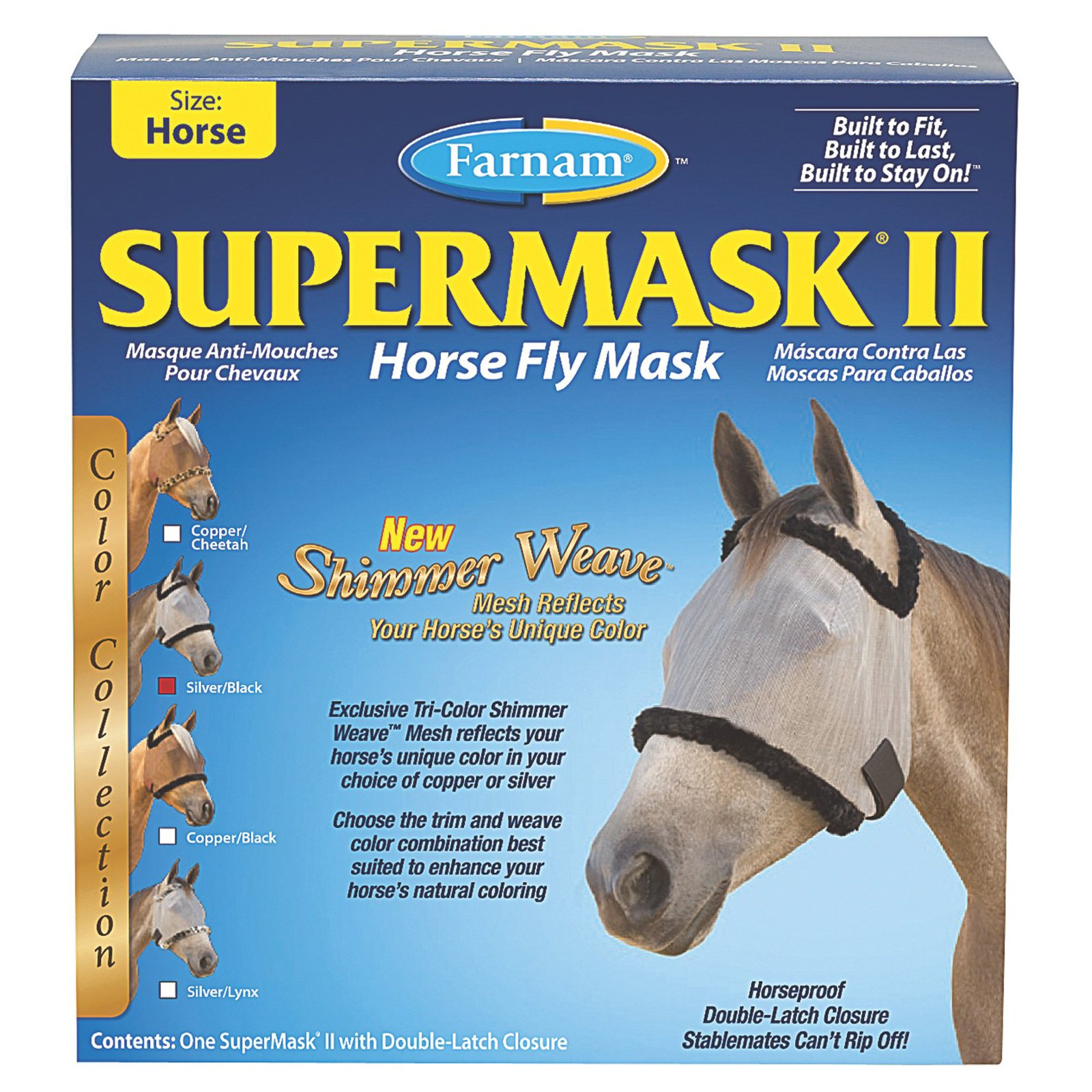 Farnam Companies Inc. Supermask Ii without Ears