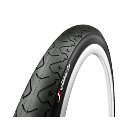 Vittoria Roadster Rigid Asphalt Bicycle Tire - Black - 29 x 1.5 (Black - 29 x 1.5)